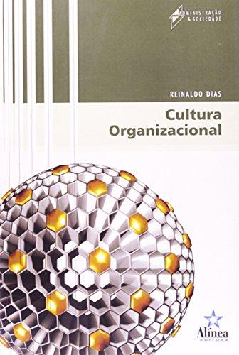 Cultura Organizacional, livro de Reinaldo Dias