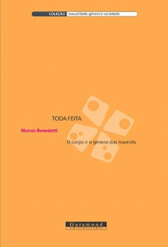 TODA FEITA, livro de MARCOS BENEDETTI