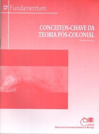 Fundamentum 12 - Conceitos-chave da teoria Pós-colonial, livro de Thomas Bonnici