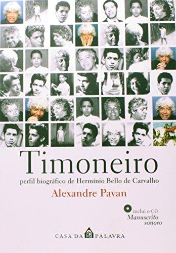 TIMONEIRO, livro de ALEXANDRE PAVAN