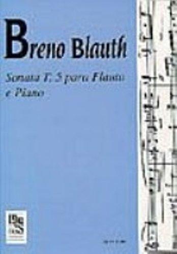 SONATA T-5, livro de Brenno Blauth
