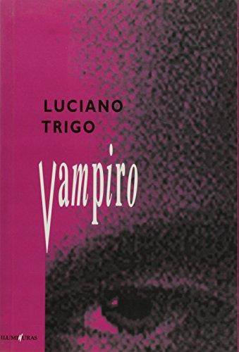 Vampiro, livro de Luciano Trigo