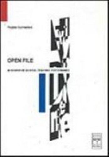 Open File. In Search Of Ideal Teaching Performance, livro de Regina Guimaraes
