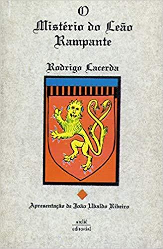 O mistério do leão rampante (Edição de Bolso), livro de Rodrigo Lacerda