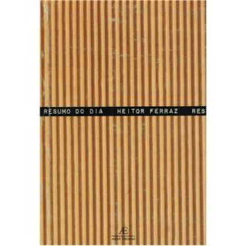 Resumo do Dia, livro de Heitor Ferraz
