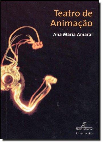 Teatro de Animação, livro de Ana Maria Amaral