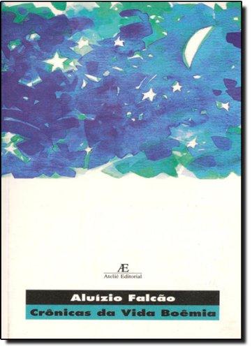 Crônicas da Vida Boêmia, livro de Aluízio Falcão