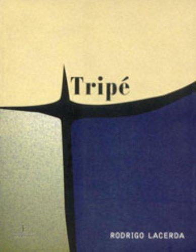 Tripé, livro de Rodrigo Lacerda