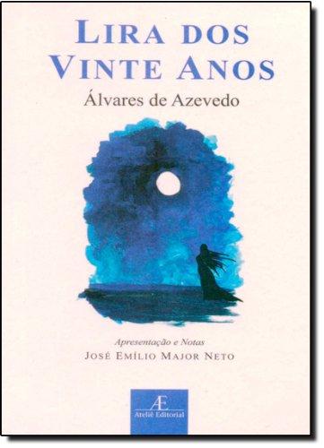 Lira dos Vinte Anos (ed. antiga), livro de lvares de Azevedo