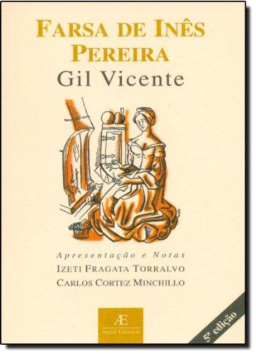 Farsa de Inês Pereira, livro de Gil Vicente