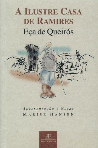 A Ilustre Casa de Ramires, livro de Eça de Queirós