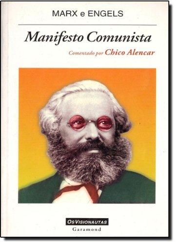 MANIFESTO COMUNISTA, livro de KARL MARX, FRIEDRICH ENGELS