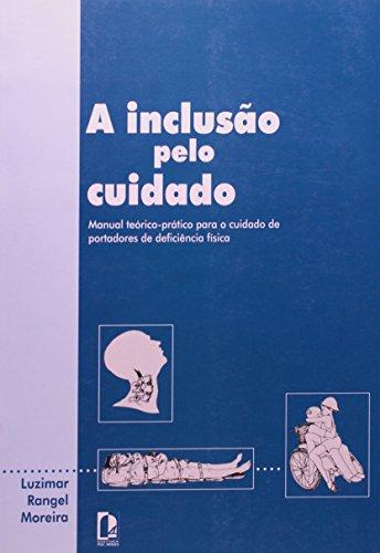 A inclusão pelo cuidado, livro de Luzimar Rangel Moreira