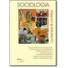 SOCIOLOGIA: consensos & conflitos, livro de Rita de Cássia S. Oliveira (Org.)