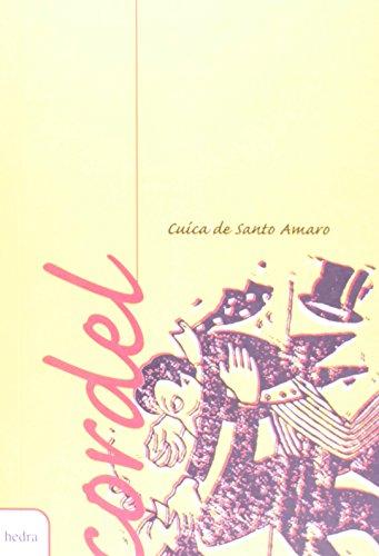 Cuíca de Santo Amaro (Cordel), livro de Franco Paulino