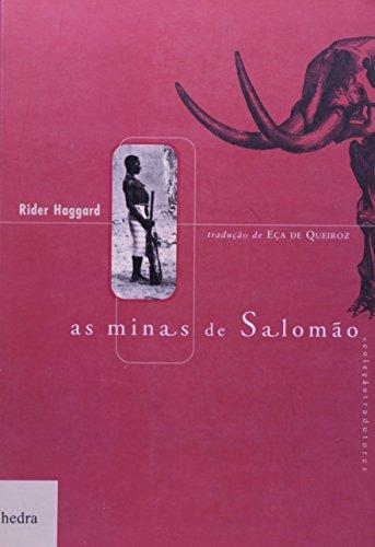 As Minas de Salomão, livro de Rider Haggard