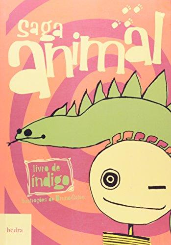 Saga Animal, livro de Índigo