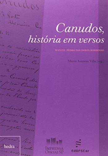 Canudos: História em Versos, livro de Manuel Pedro das Dores Bombinho , Marcos Antonio Villa