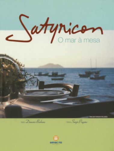 Satyricon, livro de Danubia Barbara