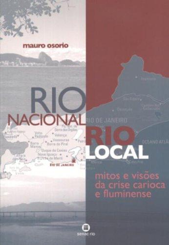 Rio Nacional, Rio Local, livro de Mauro Osorio