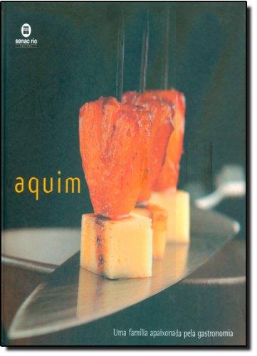 Aquim, livro de Suzete Aché