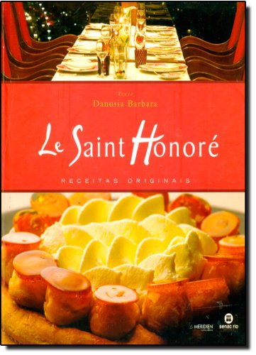 Le Saint Honoré, livro de Danubia Barbara