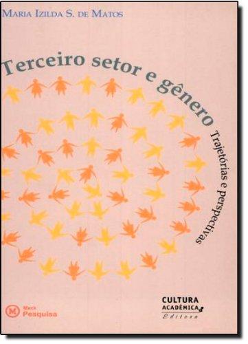 Terceiro setor e gênero, livro de Maria Izilda S. de Mattos