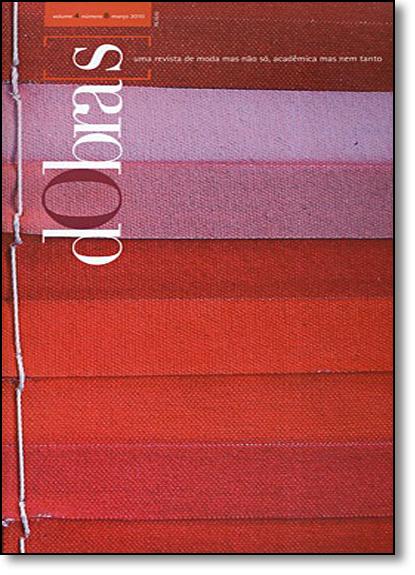 Revista Dobras- Vol.4, livro de Kathia Castilho