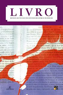 Livro n.5 – Revista do Núcleo de Estudos do Livro e da Edição, livro de NELE