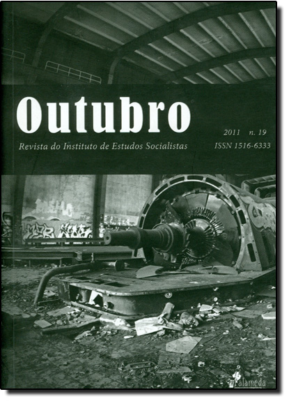 Revista do Instituto de Estudos Socialistas: Outubro - 2011 n 19, livro de ALAMEDA