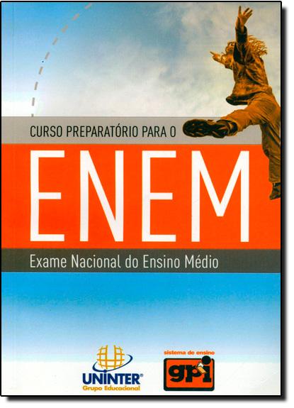 Curso Preparatorio Para o Enem Exame Nacional do Ensino Medio, livro de Renato Kaufmannn
