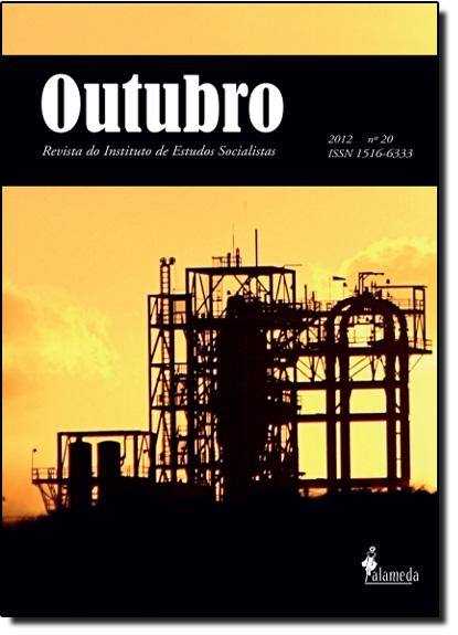 Revista Outubro: Instituto de Estudos Socialistas Nº20, livro de Lier Pires Ferreira