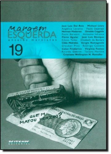 Margem Esquerda - Vol.19, livro de Ana Cristina Mancussi