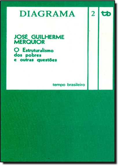 Estruturalismo dos Pobres e Outras Questões, livro de José Guilherme Merquior