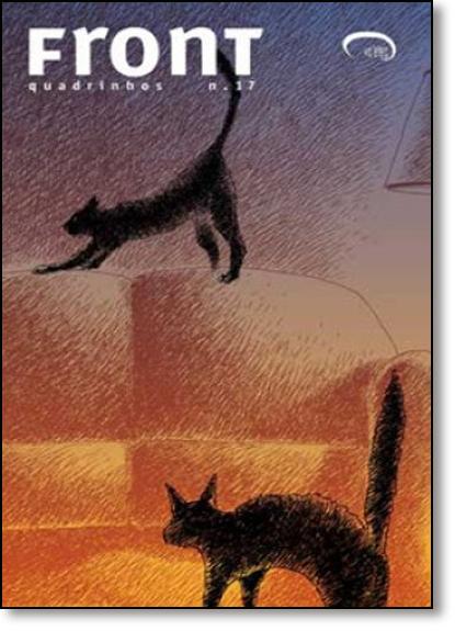 Front 17: Invisibilidade, livro de Varios Autores