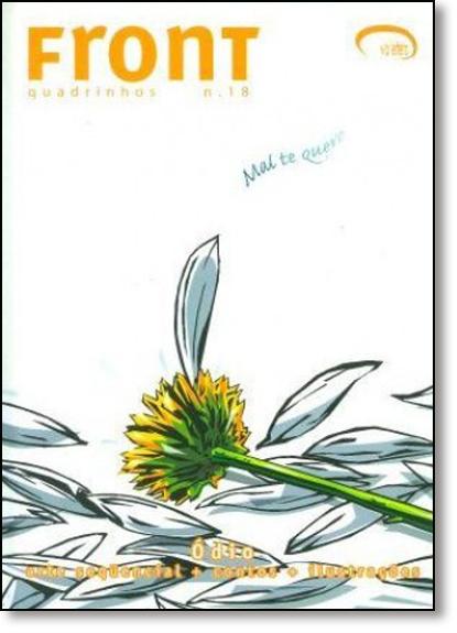 Front 18: Ódio, livro de Varios Autores