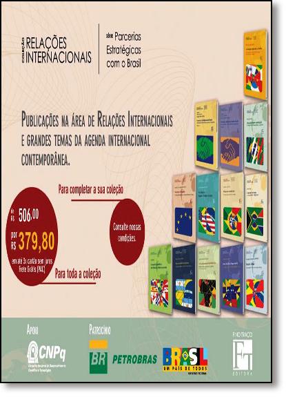 Coleção Relações Internacionais - 13 Volumes, livro de Varios Autores