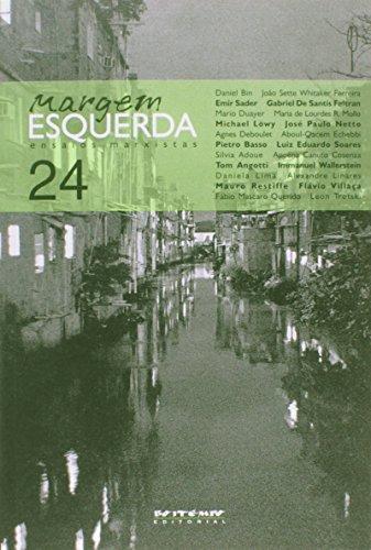 Margem Esquerda N.24: Dossiê: Cidades Em Conflito, Conflitos Nas Cidades, livro de João Sette Whitaker Ferreira