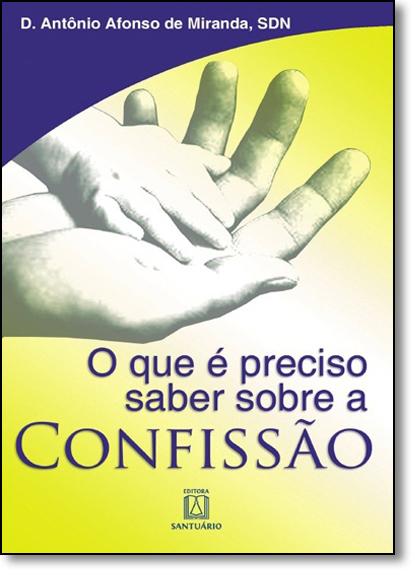 Confissão, livro de Dom Antonio Afonso de Miranda
