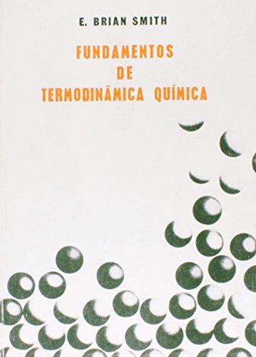 Fundamentos de Termodinâmica Química, livro de E. Brian Smith