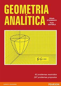 Geometria analítica, livro de Alfredo Steinbruch, Paulo Winterle