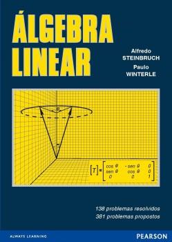 Álgebra linear, livro de Alfredo Steinbruch, Paulo Winterle