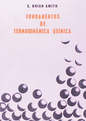 Fundamentos de Termodinâmica Química, livro de Vários