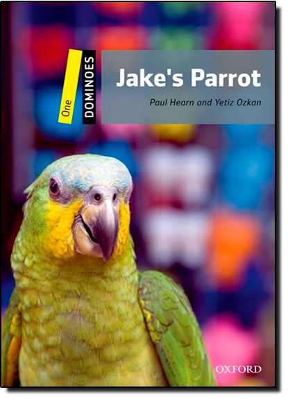 Jake S Parrot - One Dominoes, livro de Paul Hearn