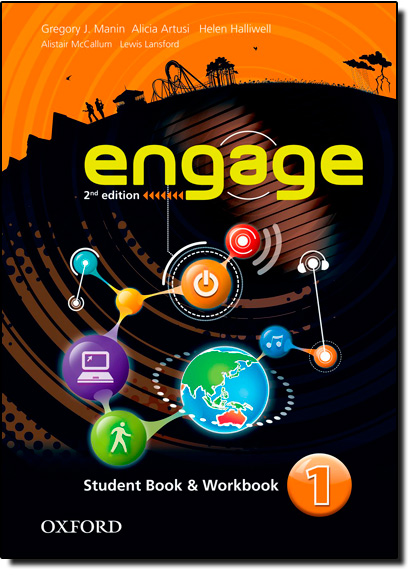Engage 1: Student Book & Workbook, livro de Alicia Artusi