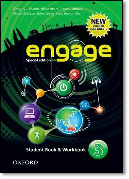 Engage Student Pack Special Edition - Vol.3, livro de Alicia Artusi