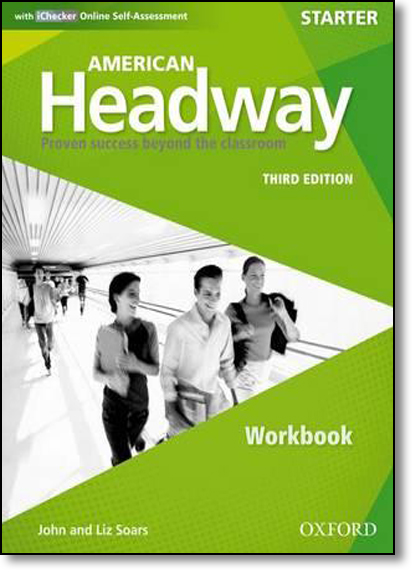 American Headway: Workbook - Starter - With Ichecker, livro de Liz Soars