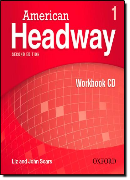 American Headway 1 Wb Cd, livro de Liz Soars