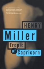 Tropic of Capricorn, livro de Henry Miller