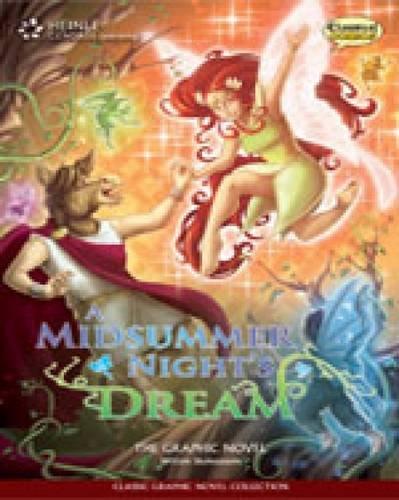 Midsummer Night s Dream, A, livro de William Shakespeare